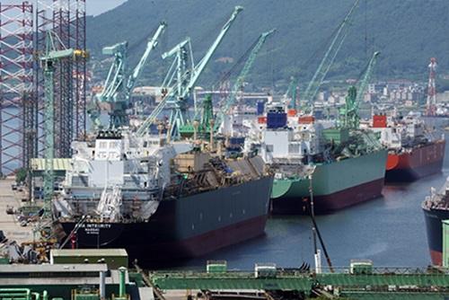 造船受注が絶好調 8月は世界の57%