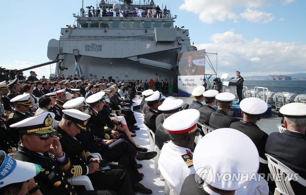 В РК завершился международный смотр ВМС