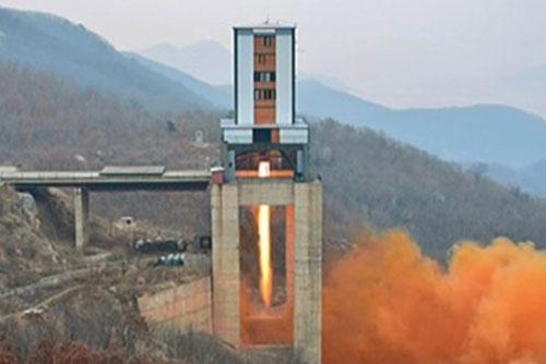 38 North: На ракетном полигоне Сохэ в КНДР ведутся некие работы