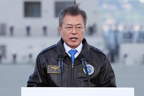 Президент РК выразил сожаление по поводу конфликтов вокруг строительства базы ВМС на острове Чечжудо