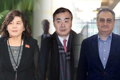 朝中ロ 「北韓制裁の見直しが必要」