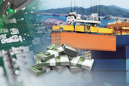 Südkorea hält Leistungsbilanzüberschuss für 78. Monat in Folge