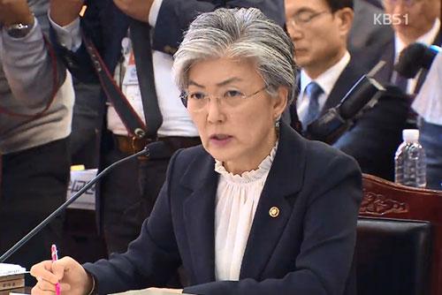 """康京和就""""解除5.24制裁""""言论引发争议道歉"""