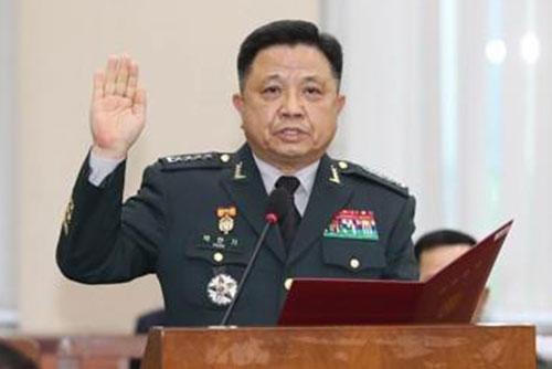 """박한기 """"국방개혁 2.0과 전작권 전환 추진에 역량 집중"""""""