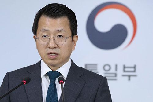 """통일부 """"평양선언 이행 논의 고위급회담 곧 개최…북한과 협의중"""""""