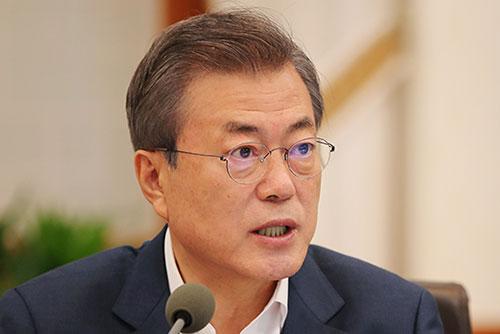 Мун Чжэ Ин:  На межкорейской границе в Жёлтом море будет создана зона мира