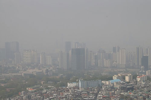 Hearing for First-Ever Lawsuit Against Seoul, Beijing for Fine Dust Response Held