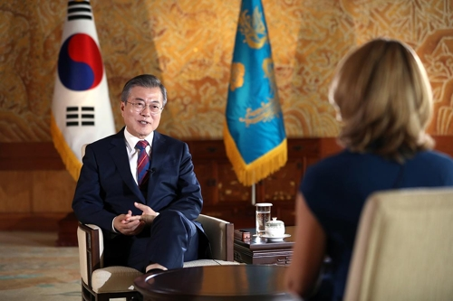 Moon: War-Ending Declaration Only Matter of Time