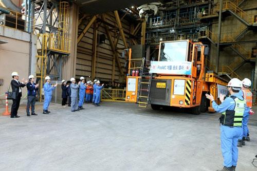 포스코 세계 최대 700㎜ 두께 철강 반제품 상업 생산