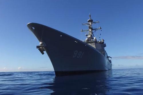 Quân đội Hàn Quốc quyết định nhập tên lửa đánh chặn trên biển SM-3