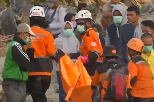 Penggalangan Bantuan Korban Gempa Bumi di Palu, Indonesia, Masih Berlanjut di Korea