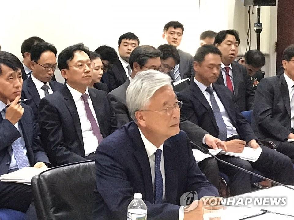 الولايات المتحدة تراجع الاتفاق العسكري بين الكوريتين بصورة إيجابية