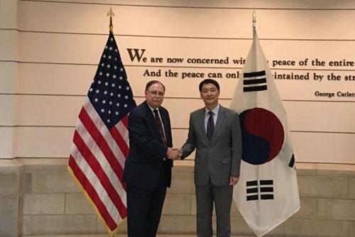 Vòng đàm phán thứ tám Hiệp định chia sẻ chi phí quân sự Hàn-Mỹ diễn ra tại Seoul trong hai ngày 16-17/10