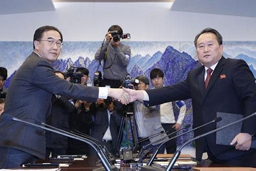 남북 11월말~12월 초 철도 도로 연결 착공식