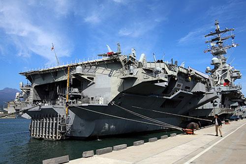 اختتام المهرجان الدولي للسفن العسكرية في جيجو