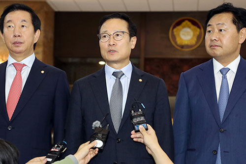 여야, '헌법재판관 후보자 표결·6개 특위 구성' 합의
