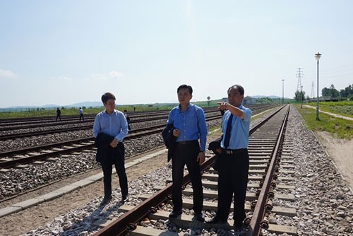 南北の鉄道連結 今週中にも北韓で共同調査か