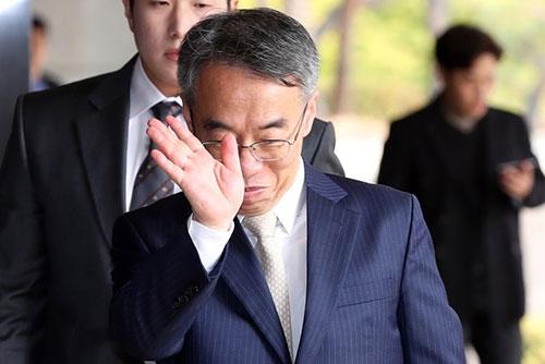 '사법농단 핵심' 임종헌 오후 재소환