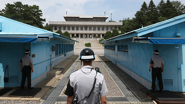 Two Koreas, UNC to Hold Talks on Disarming JSA