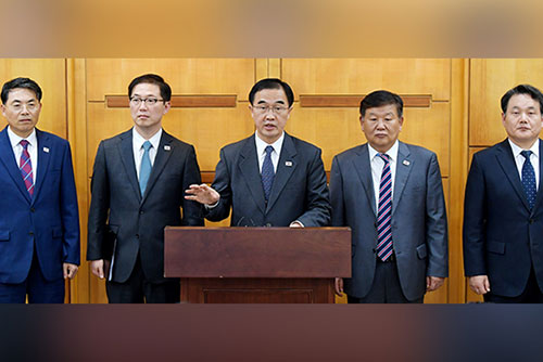 Mỹ nhắc lại nguyên tắc tiến triển quan hệ liên Triều phải song hành với tiến triển phi hạt nhân hóa