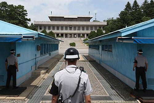 Beide Koreas und UN-Kommando diskutieren über Entmilitarisierung von JSA