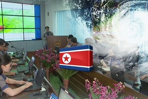 КНДР на третьем месте в мире по объёму ущерба от стихийных бедствий