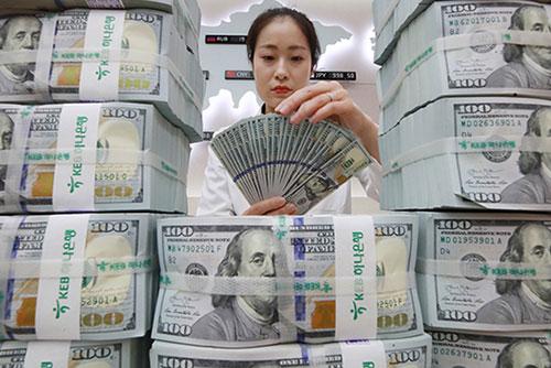12月13日主要外汇牌价和韩国综合股价指数
