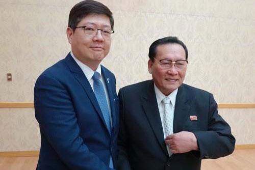 南北韩民和协商定下月3至4日在金刚山举行共同活动