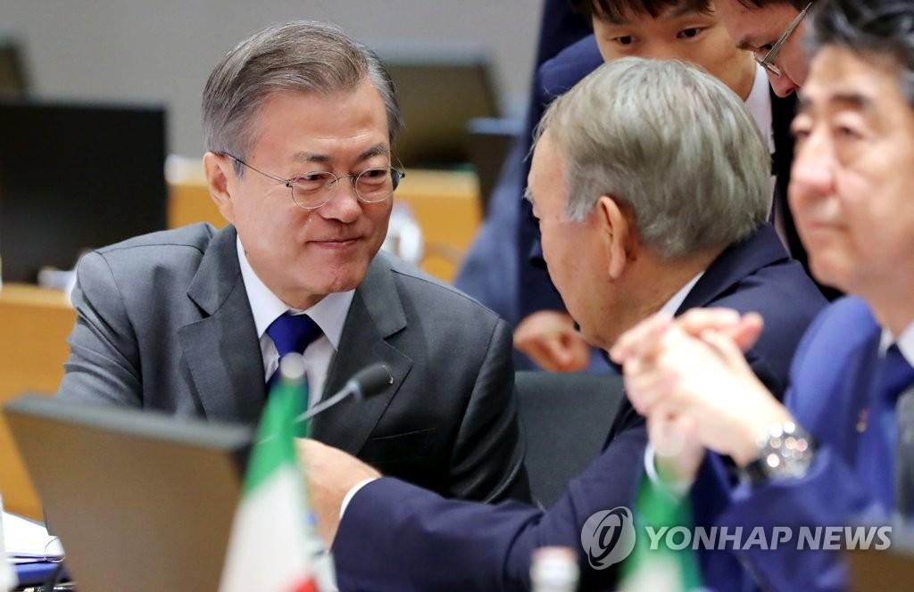 Мун Чжэ Ин: Мир на Корейском полуострове - неотъемлемая часть построения связей между Азией и Европой