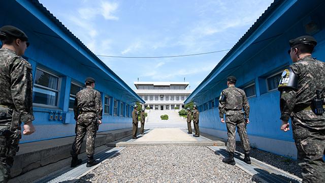 El Comando de la ONU da el visto bueno al acuerdo militar intercoreano