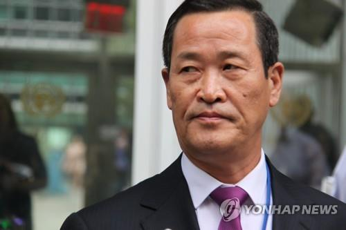 L'ambassadeur nord-coréen à l'Onu fustige les sanctions onusiennes