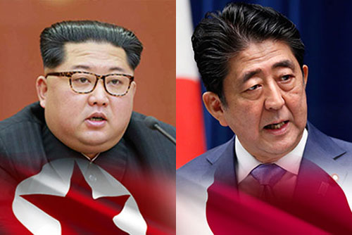 """""""북일 고위 관리 이달 몽골서 접촉…북일정상회담 논의"""""""