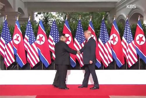 Un second sommet Trump-Kim devrait se tenir après début 2019