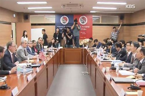 Pertemuan Negosiasi Pembagian Biaya Pertahanan Berakhir Tanpa Kesepakatan