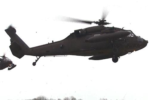 Les forces américaines devront informer le Nord avant le survol de la JSA