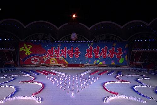 Nordkorea verlängert erneut Aufführung von Massengymnastik