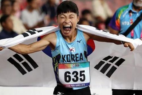 افتتاح المسابقة الرياضية الوطنية لذوي الاحتياجات الخاصة