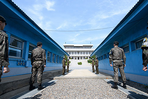 Inter-Korean Military Agreement Banning 'All Hostile Acts' to Go into Effect Thurs.
