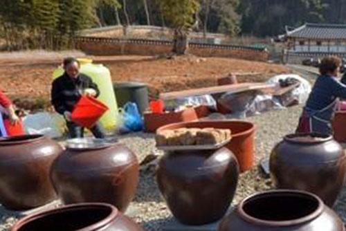 장 담그기, 국가무형문화재 된다