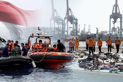 إدارة الطيران الفيدرالية الأمريكية تكشف عن السبب المحتمل في تحطم الطائرة الإندونيسية