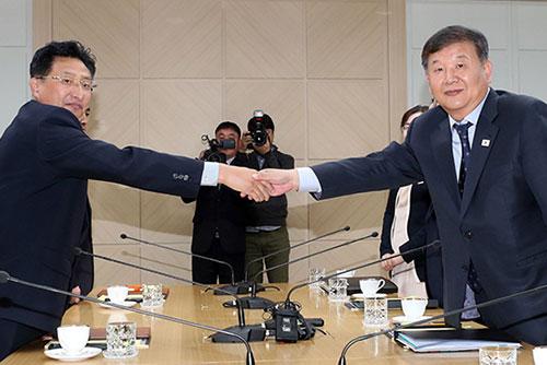 南北韩商定向国际奥委会发送联合举行2032年奥运会信函