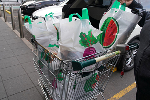 Seoul to Fine Stores Violating Plastic Bag Ban from April