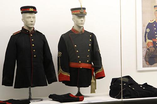 대한제국 장교 군복 공개…1900년대 초 제작