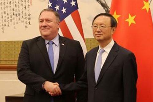 США и Китай сохраняют сотрудничество по денуклеаризации КНДР