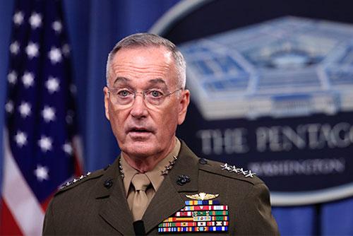 在韓米軍縮小 計画・検討していない