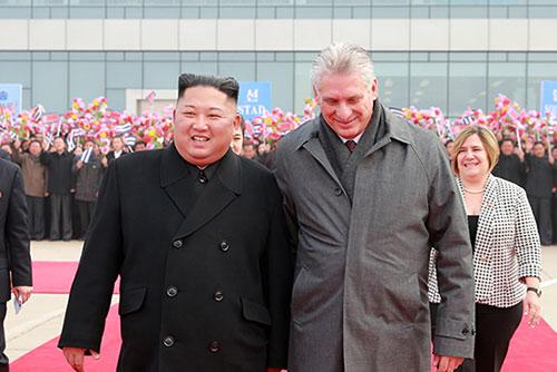 EEUU suspende el encuentro programado con Corea del Norte en Nueva York