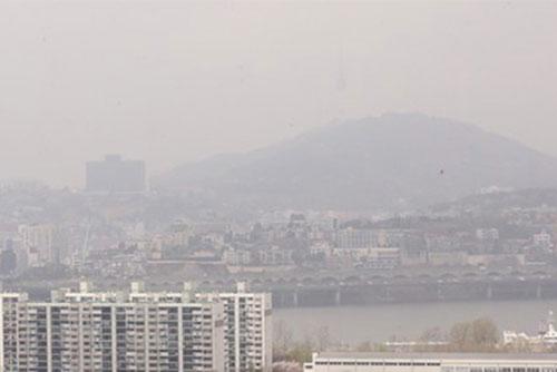 PM2.5、災害並みの対応