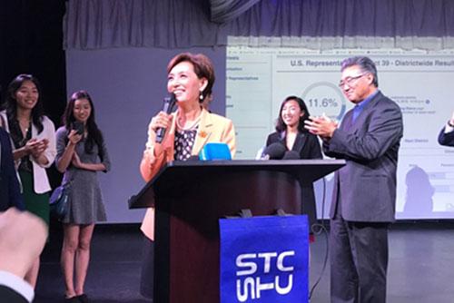Erste koreanischstämmige Amerikanerin voraussichtlich ins US-Repräsentantenhaus gewählt