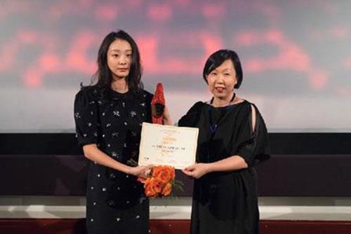 영화 '마녀' 김다미 런던 아시아영화제 '라이징스타상' 수상