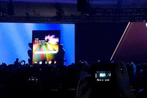 Revelan las características del nuevo Galaxy Fold